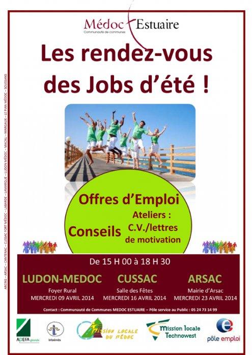 Portes Ouvertes Jobs D Ete Mairie De Arsac