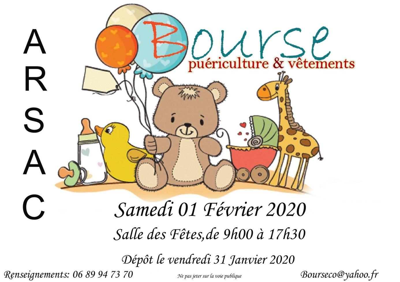 Bourse puériculture 2020